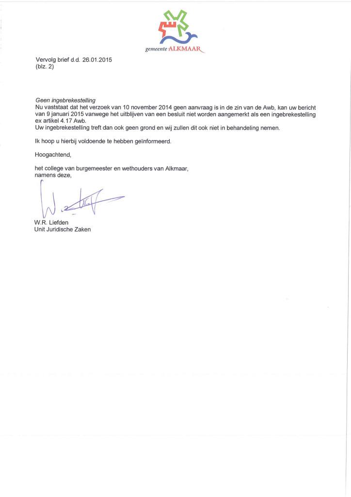 Reactie gemeente Alkmaar-2